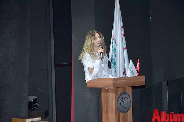 Sakine Nesibe Zamanoğlu Özel Eğitim Uygulama Merkezi Müdürü Ebru Bezci
