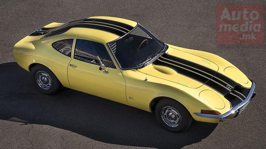 Opel GT istorija 4