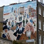 WHitechapel Bell Foundry 的形象. london streetart mural history mileendroad