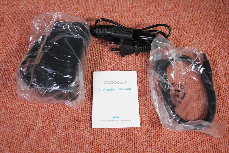 dodocool 7ポート USBハブ 開封レビュー (5)