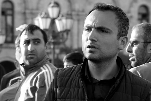 """Karlen Aslanyan, RFE """"Azatutyun"""""""