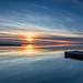 Marine Lake Sunset mk2