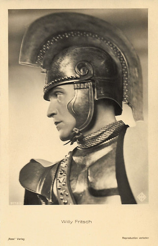 Willy Fritsch in Amphitryon (1935)