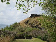 Musket Redoubt and Fort Rodney