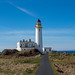 Turnberry Lighthouse circa 1873 by Rourkeor