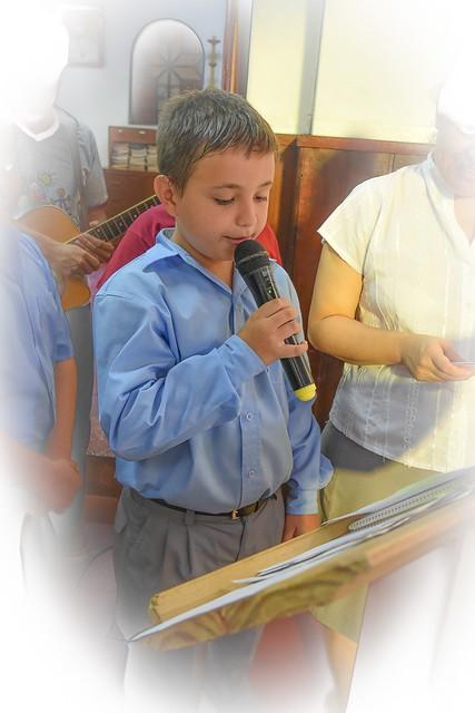 """Misa en el día de nuestro Santo Patrono """"San José"""""""