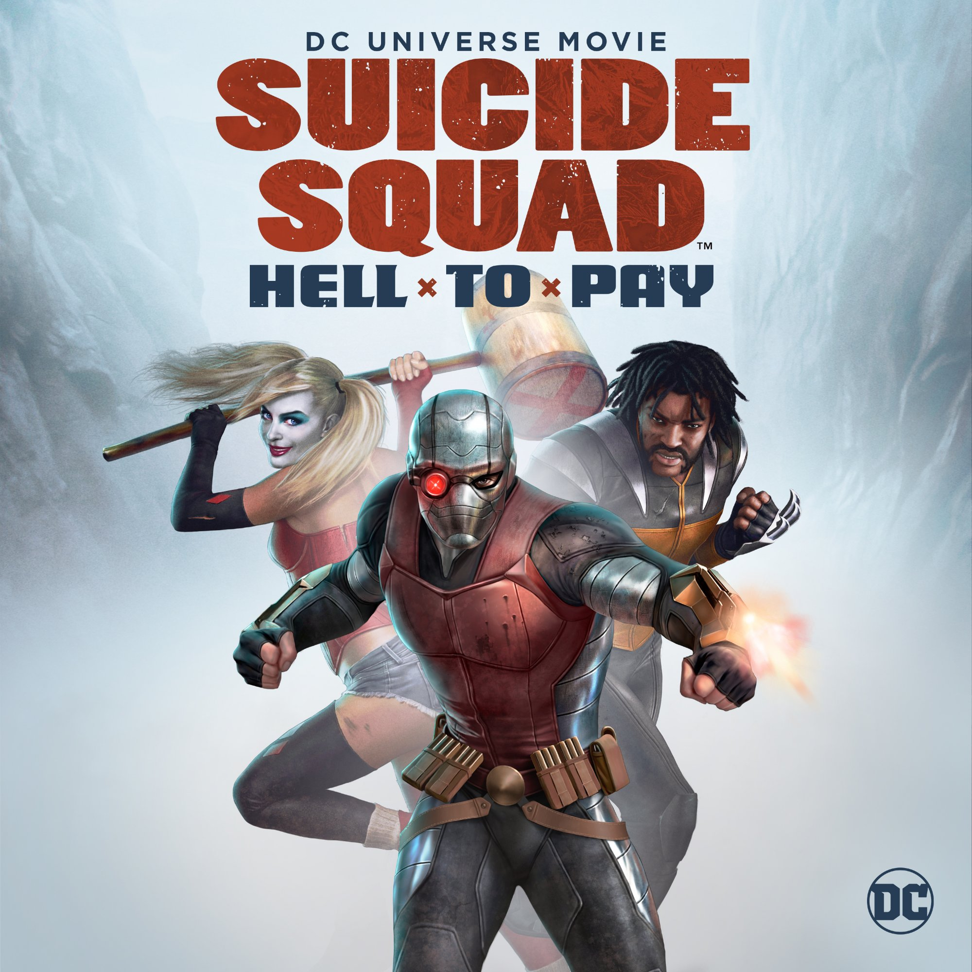 DCU: Suicide Squad Hell to Pay