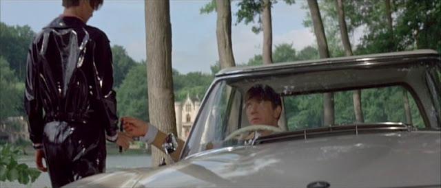 """Кадр из фильма """"Двое в пути"""""""
