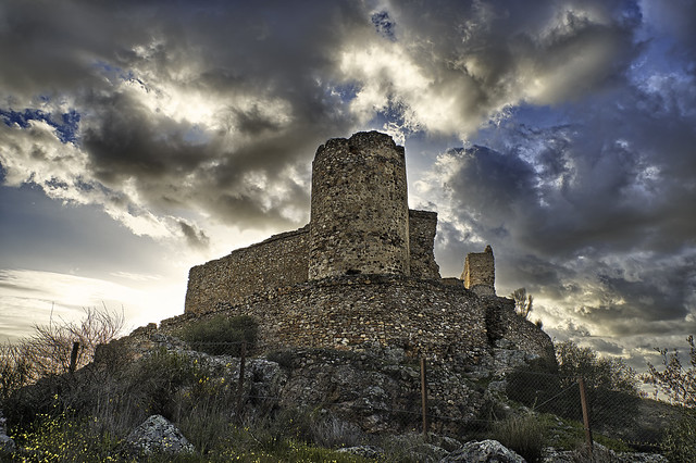 Castillo de Portezuelo
