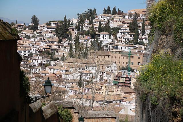 Albaicín y Sacromonte