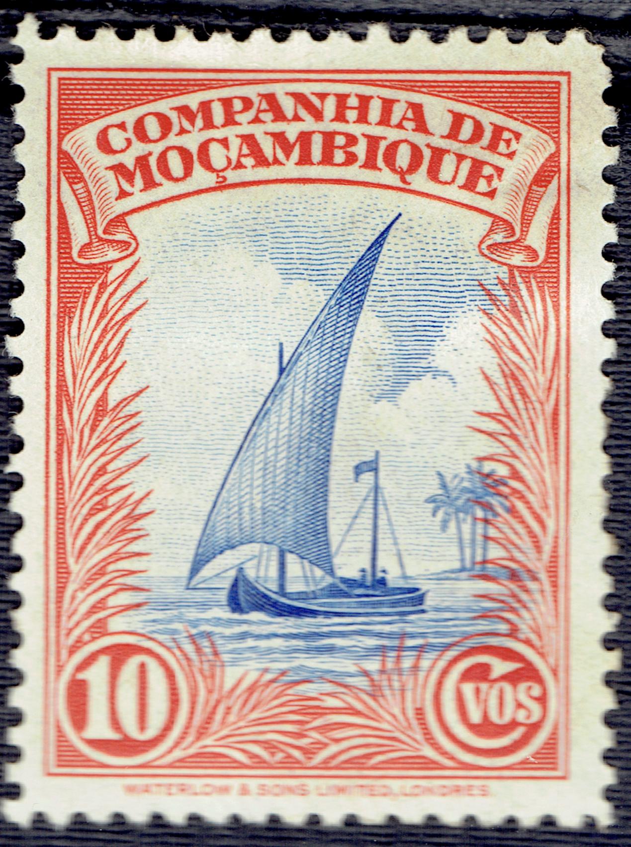 Mozambique Company - Scott #177 (1937)