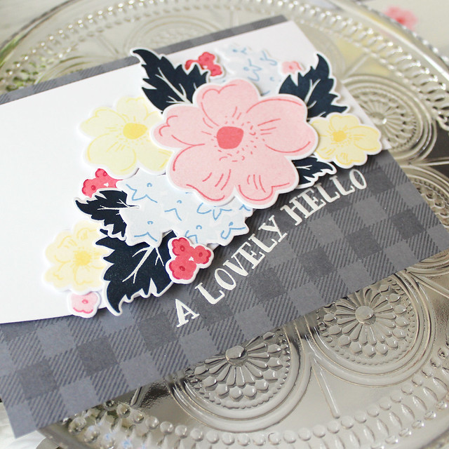 LizzieJones_PapertreyInk_FloralSketches_LovelyHello_Card3