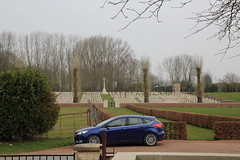 HERMIES HILL BRITISH CEMETERY. - Photo of Ytres