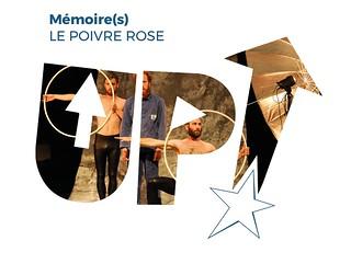 Le poivre rose ------------ MÉMOIRE(S) --------- Festival UP! 2018