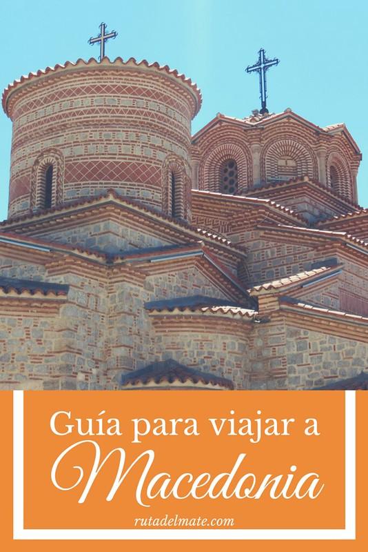 252-1 Guia de viaje a Macedonia