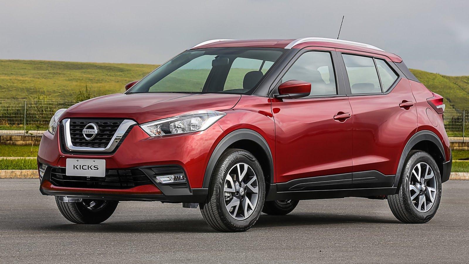 Nissan Kicks - CarsDrive - Autocity