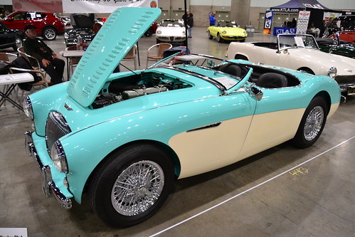 The Classic Auto Show @ L.A. Convention Center