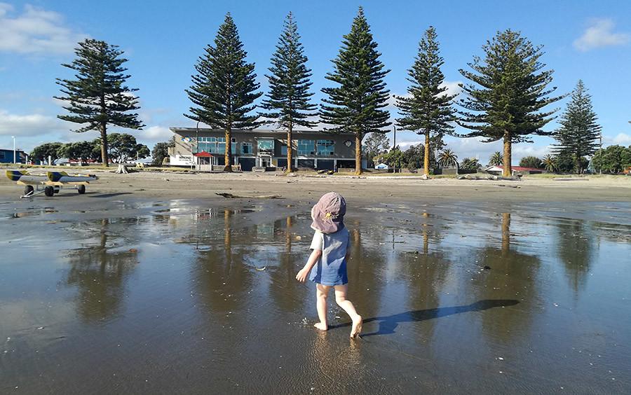 Waikanae Beach, Gisborne
