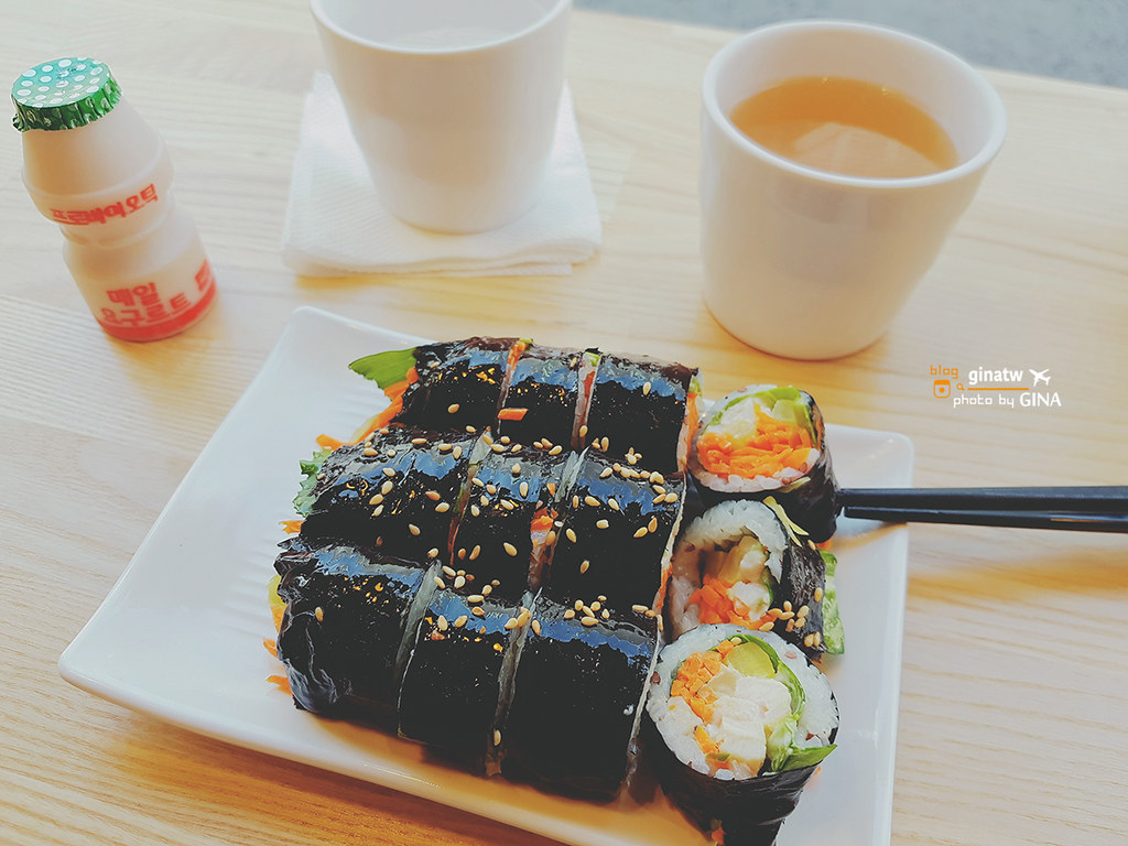 首爾江南三成》正官庄紅蔘SPA G+ 一個人也可以吃好吃的小飯卷 꼬마마약 @Gina環球旅行生活