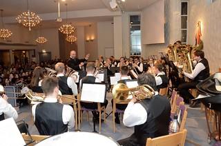 Jan Winborg och Göta Brass Band