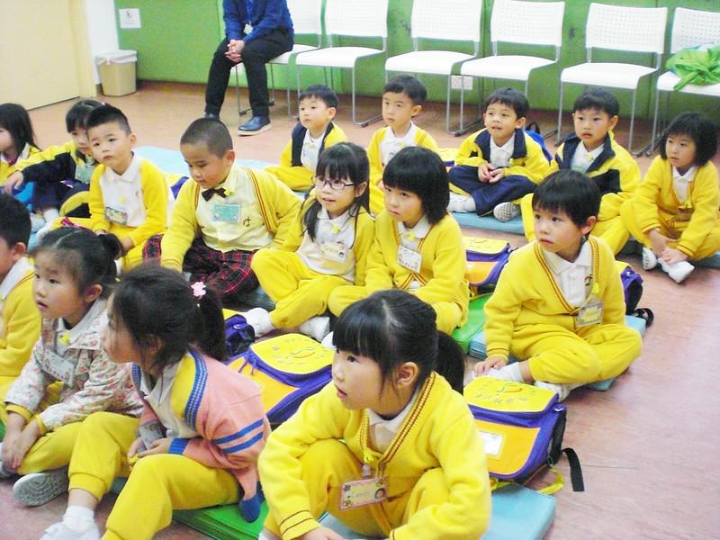 香港海洋公園學院 – 微小生物班學習活動-望級(K2)