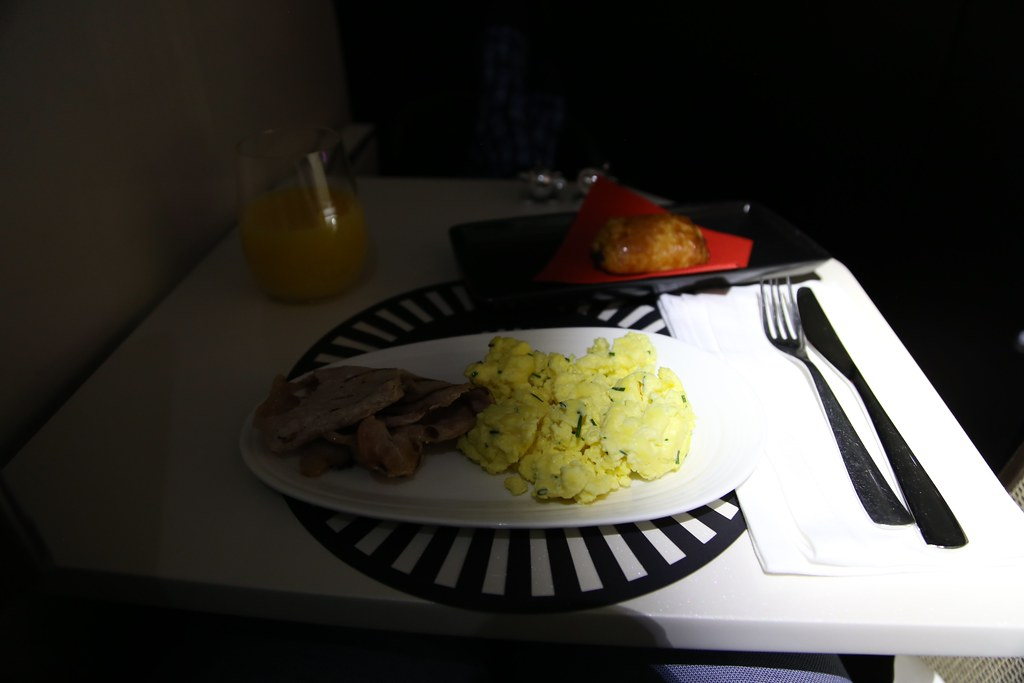 Virgin Atlantic Upper Class 42