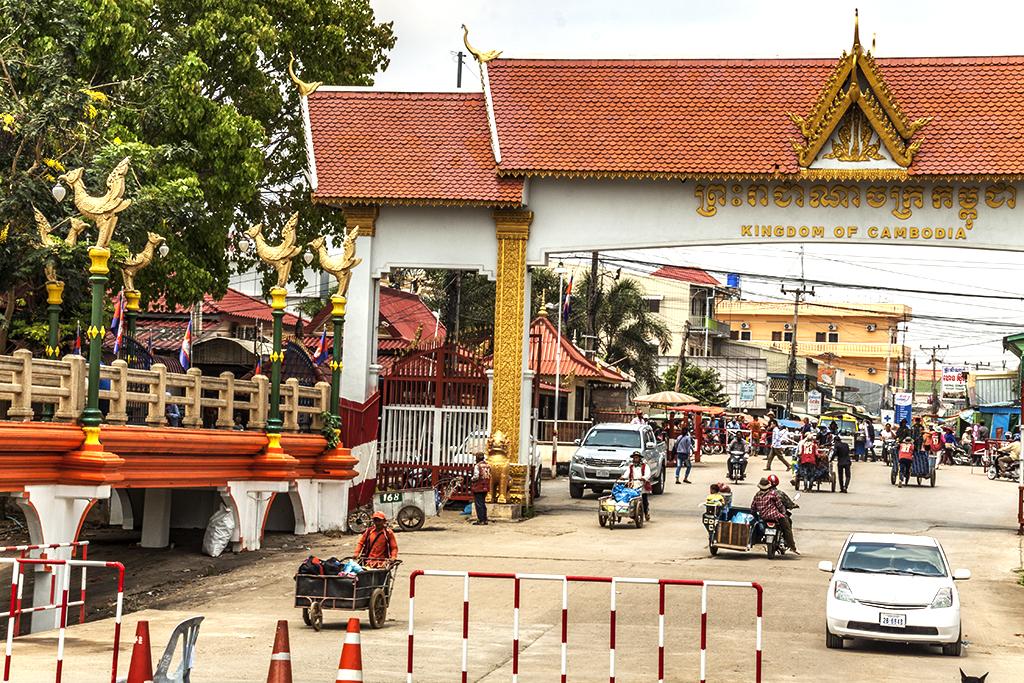Cambodian border--Theo Nimit
