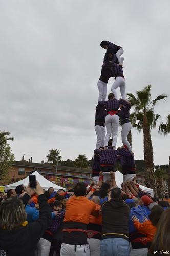 Bateig Castellers de l'Adroc, 2018