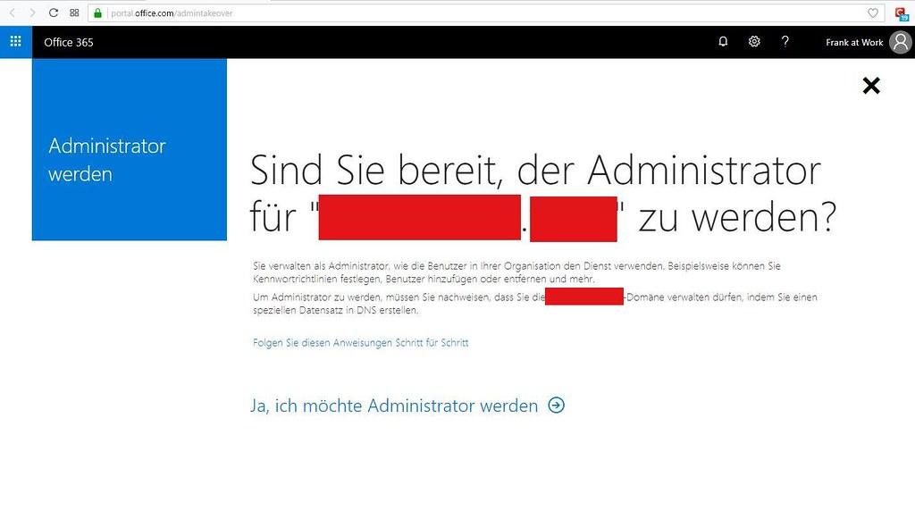 Microsoft Teams Gastzugang (15): Office 365 Unternehmens-Account - Admin werden!
