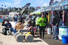 POM volunteers help wounded warriors at Operation Surf