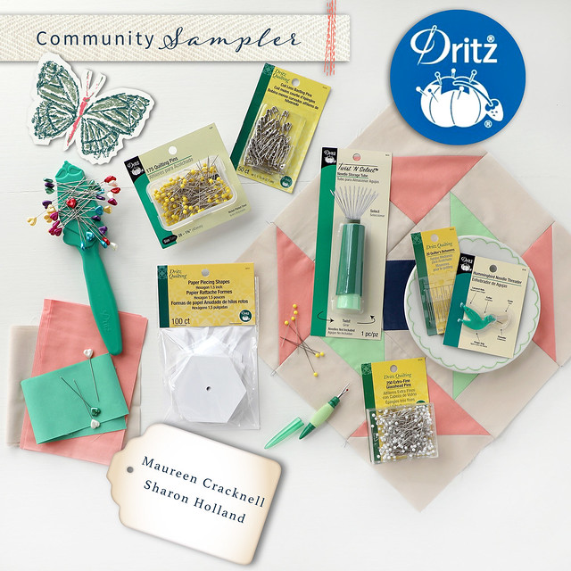 A Community Sampler Giveaway with Dritz!