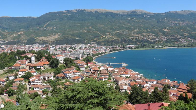 Que ver Lago Ohrid Macedonia 20