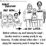 education boosts democracy