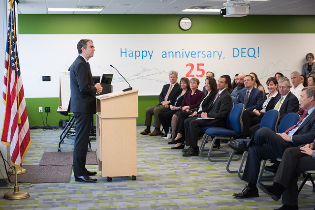 DEQ 25th Anniversary 4-2-2018