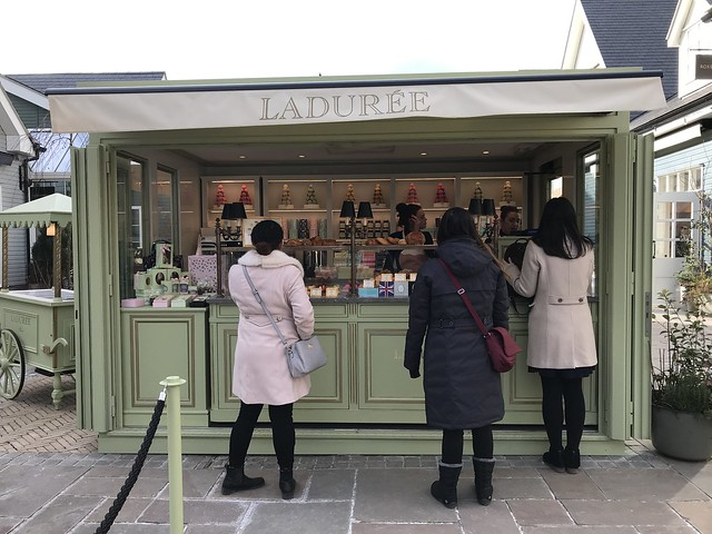 Laduree in Bicester March 20, 2018
