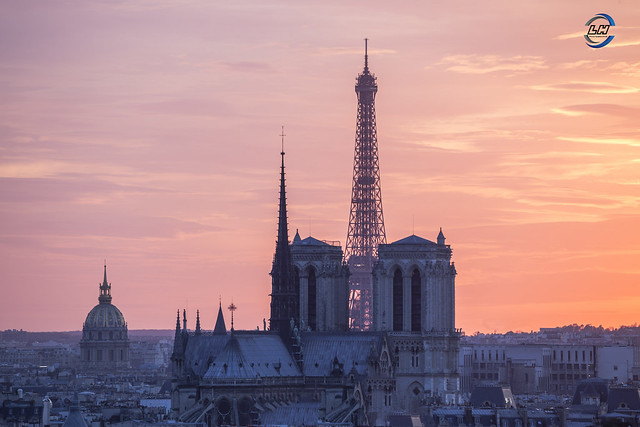 sunset 3 monuments