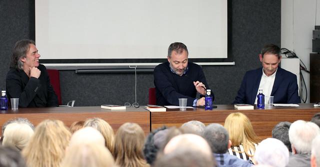 """PRESENTACIÓN DEL LIBRO """"LOS DUELISTAS"""" - JOSEPH CONRAD & GERARDO RODERA - EDITORIAL MR GRIFFIN"""