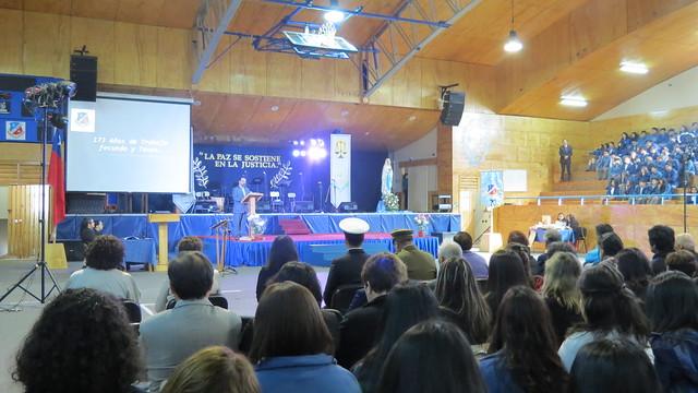 Aniversario 173 del Colegio Seminario Conciliar de AncudÁlbum nuevo