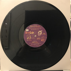 DEEE-LITE:GROOVE IS IN THE HEART(RECORD SIDE-A)