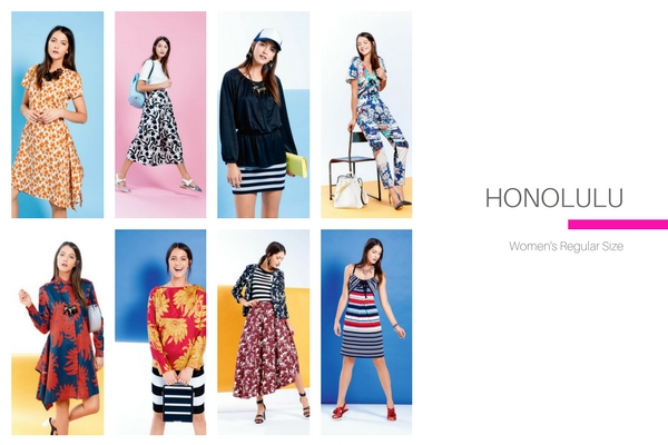 Honolulu Collection