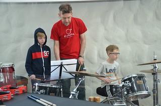 Eskil, Ludde och Albin
