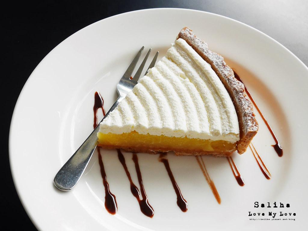 淡水老街景觀餐廳Pescador Cafe 漁夫先生蛋糕下午茶咖啡 (4)