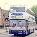 West Midlands Travel: 2920 (D920NDA) in The Friary, Litchfield