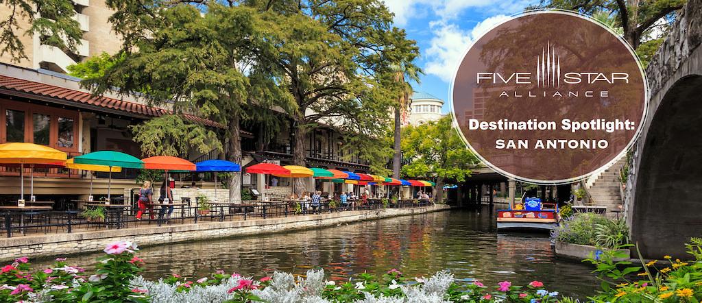 Destination Spotlight: San Antonio