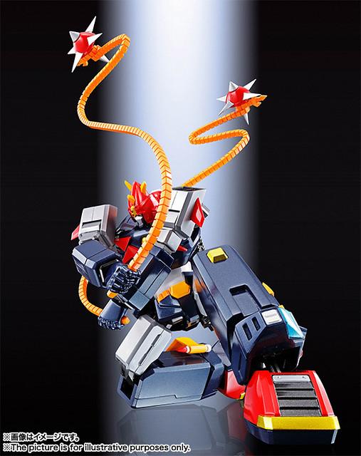 【新增官圖&販售資訊】超合金魂 GX-79 《波羅五號》 F.A.版本 情報公開!「ボルテスV F.A.」