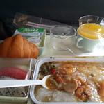 Meal to Taipei