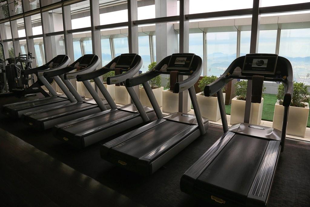 Ritz-Carlton Hong Kong Pool and Gym 5