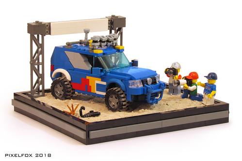 Stanley (VW Touareg 1st Gen)