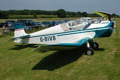 G-BIVB Jodel D112 (1009) Popham 080608