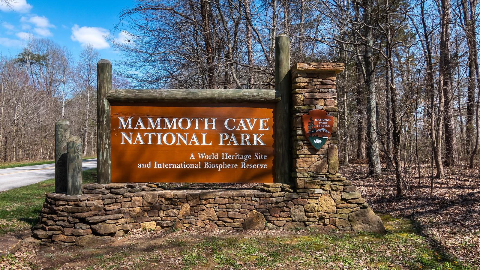 Mammoth Cave NP - Kentucky - [USA]